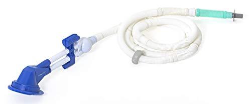 Bestway AquaClimb, pumpenbetriebener, automatischer Poolreiniger inklusive Schläuchen und Anschlüssen