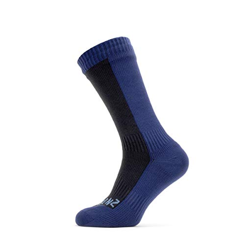 SealSkinz Herren Waterproof Cold Weather Mid Length Socke