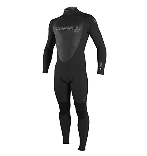 O'Neill Wetsuits Herren Neoprenanzug Epic 5/4 mm Full Wetsuit, Black, XL