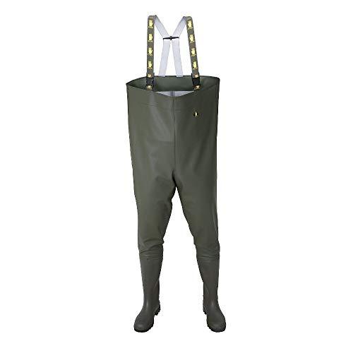 angelservice24 Wathose mit Stiefeln kältebeständig bis -50ºC