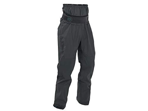 Palm Kajak oder Kajak - Zenith Dry Pant Bottoms Hose Jet Grey - Einfach, bequem Schutz für Abenteuer von Wasser