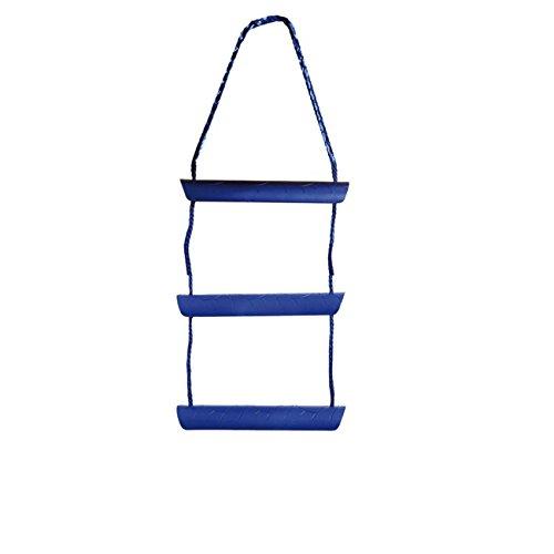 Osculati Nylon Strickleiter - erhältlich mit 3, 4 oder 5 Stufen, Größe:5 Stufen