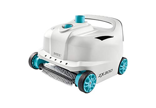Intex Deluxe Auto Pool Cleaner ZX300, grau, 28005