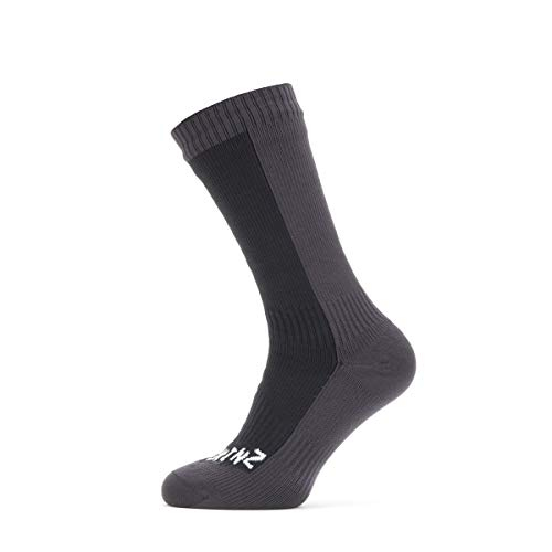 SealSkinz Waterproof Cold Weather Mid Length Sock
