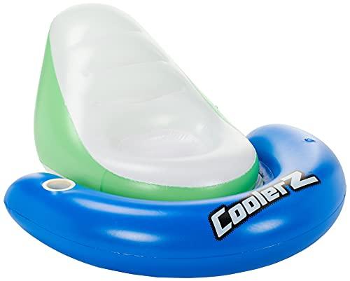 Bestway CoolerZ Schwimmsessel Sit-n-Sun, 150 x 140 cm