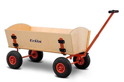 ECKLA XXL Bollerwagen Trailer Transporthelfer