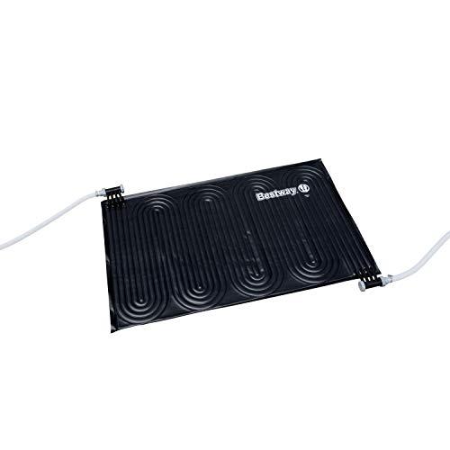 Bestway Solar-Pool-Heizmatte / Wassererhitzer, schwarz, 110 x 71 x 1 cm, 58423-05