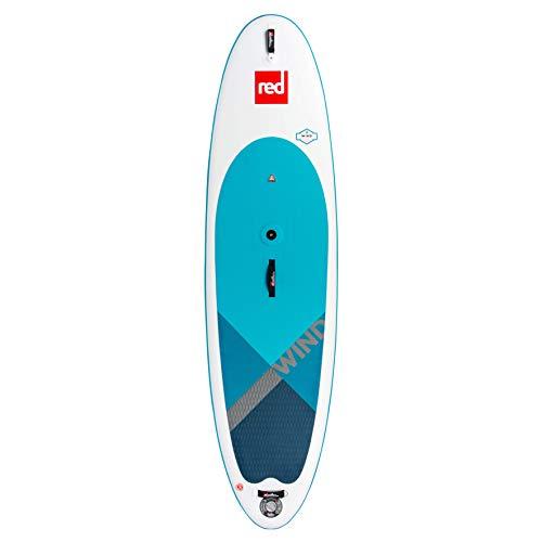 Red Paddle Unisex– Erwachsene Ride Wind 10'7' MSL Sup, Multicolor, Eine Größe