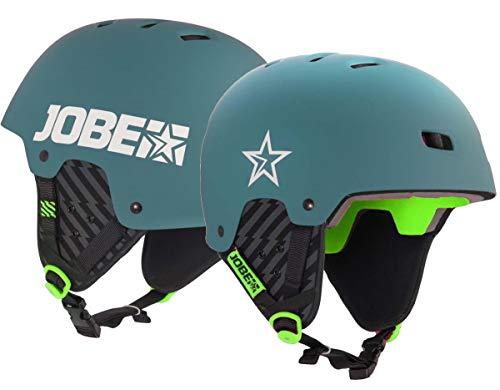 Jobe Base Wake Helmet Helm Wakeboard Kite Surf Wassersporthelm Blue