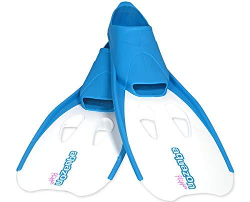 Aquazon Flossen, Schnorchelflossen, Schwimmflossen, Tauchflossen Flipper Für Kinder, Jugendliche Und Damen