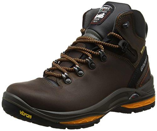 Grisport Unisex-Erwachsene Saracen Trekking-& Wanderschuhe, Braun (Brown), 44 EU