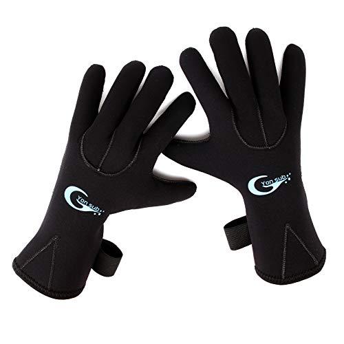 3MM Neoprenhandschuhen Neopren Handschuhe Neoprenschuhen S M L XL (M)