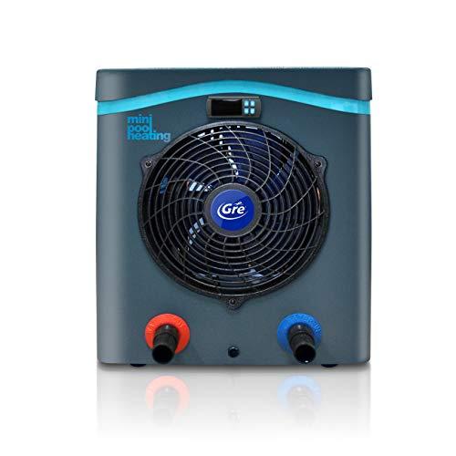 Gre HPM30 - Mini-Wärmepumpe für Aufbau-Pool bis zu 30 m3