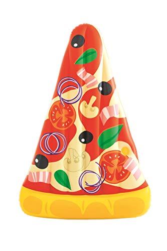 Bestway Luftmatratze Pizzastück, 188 x 133 cm
