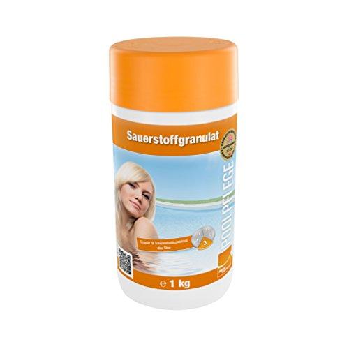 Steinbach Poolchemie Sauerstoffgranulat, 1 kg, Desinfektion, 0756001TD08