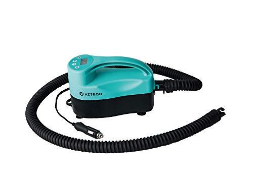 Aztron E- Pump Elektrische Luftpumpe Unisex Erwachsene Wassergrün 21,65x10x14,2