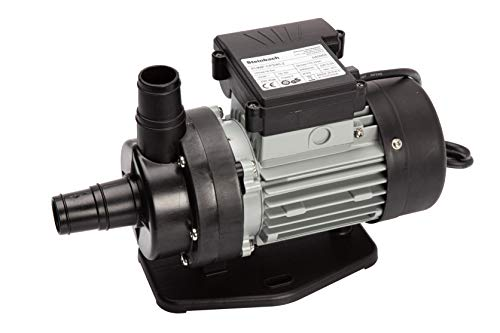 Steinbach Filterpumpe CPS 40-2, nicht selbstsaugend, 230 V/200 Watt, Q= 75 l/min, max. Pumphöhe 6,5 m, 040955