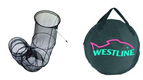 Westline Setzkescher 1,50m plus Tasche