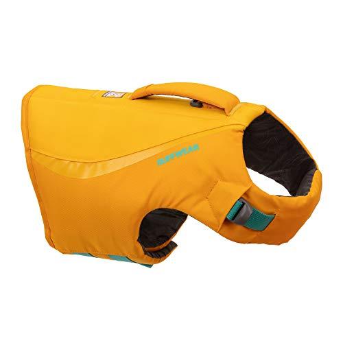 Ruffwear Schwimmweste für Hunde, Sehr kleine Hunderassen, Größenverstellbar, Größe: XS, Orange, Float Coat