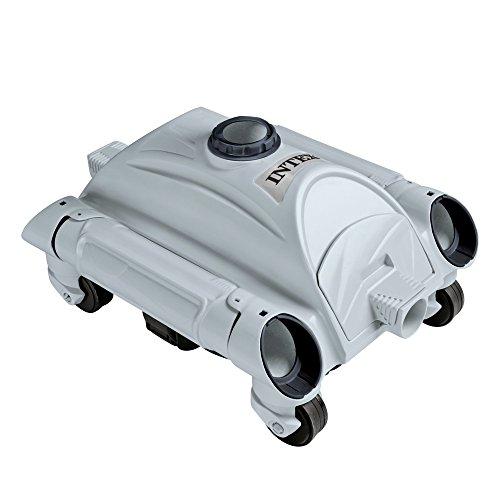 Intex Auto Pool Cleaner - automatischer leistungsstarker Poolbodenreiniger - Nur für 38 mm Schlaucharmaturen