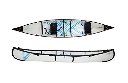 Faltbares Kanu 2,5, Rumpf und Tasche, Canoe 2.5 Plus (with oar lock kit )