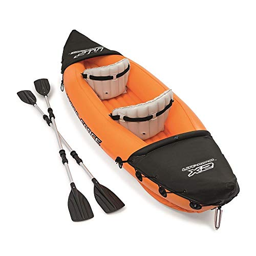 Bestway 'Lite-Rapid X2 Kajak' Boot Set 3.21m x 88cm