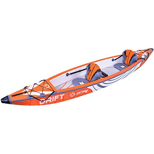 Zray- Drift Kayak, 6920388638845, Orange, One Size