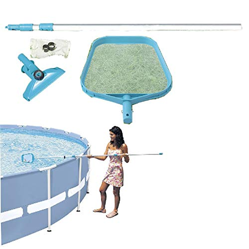 Intex Pool Maintenance Kit - Poolzubehör - Pool Reinigungsset - 2-teilig