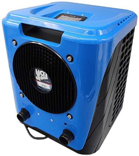 well2wellness Wärmepumpe Hot Splash 3,35 - Poolheizung mit Einer Heizkapazität bis 3,35 kW
