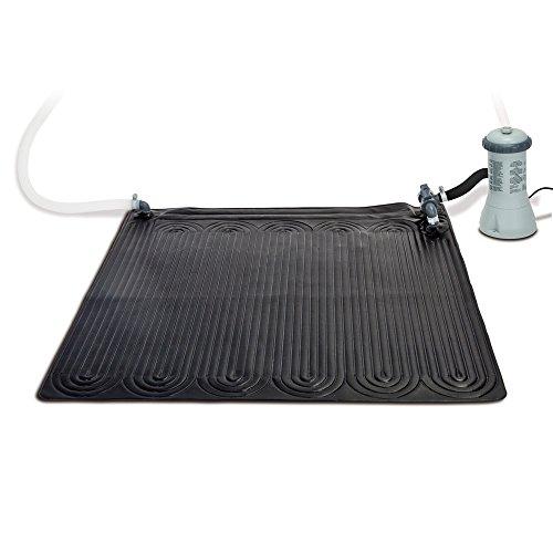 Intex Solarheizungsmatte für oberirdische Schwimmbecken, 119,4 x 119,4 cm