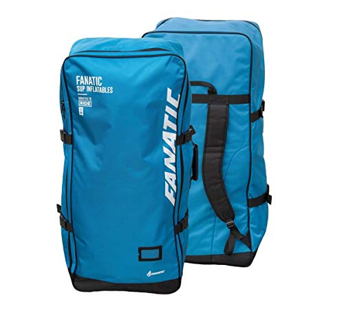 FANATIC PREMIUM BAG Fly Air Boardbag Inflatable iSUP Stand Up Paddle Board SUP Rucksack BLUE