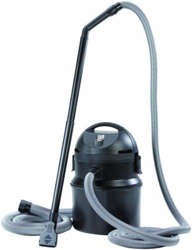 Pontec 50754 PondoMatic Teichschlamm Sauger 1400 W 3000 l / h - einfache und effektive Säuberung für Gartenteich Schwimmteich Fischteich Pool