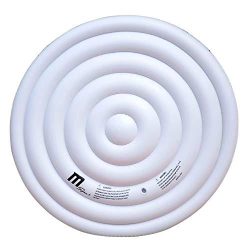Miweba Mspa aufblasbare Abdeckung B9300108 / B0301969 für Whirlpools - Rund - Delight - Premium - Elite Serie - Universal (Rund 140 cm)