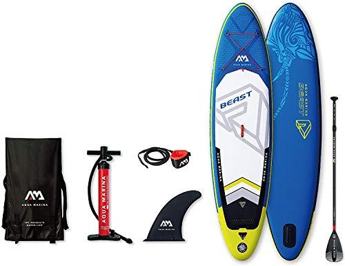 Aqua Marina BEAST 10.6 iSUP Sup Stand Up Paddle Board Paddel nach Auswahl
