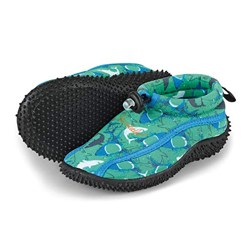 Sterntaler Jungen Aqua Schuhe, Blau (Marine 300), 25/26 EU