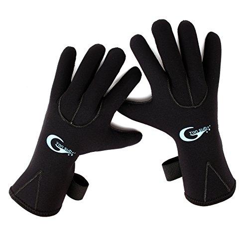 3MM Neoprenhandschuhen Neopren Handschuhe Neoprenschuhen M