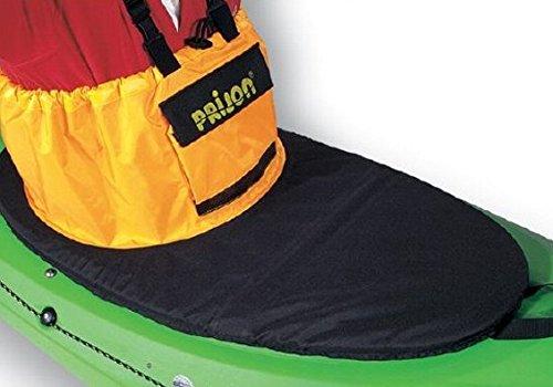 Prijon Spritzdecke schwarz/gelb Gr. 3