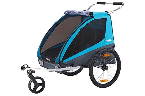 Thule Coaster Xt 10101806 Fahrrad/Buggy inklusive blau