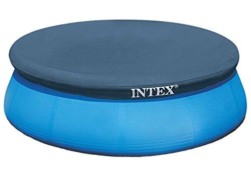 Intex Abdeckplane für Easy-Set pool 3,05 m, blau, 305x305x0,1 cm, 28021