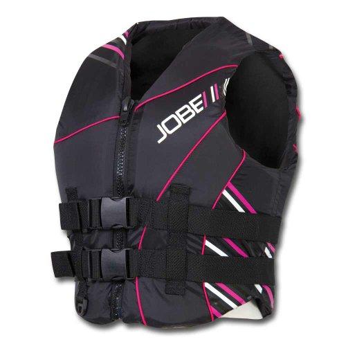 Jobe Progress Nylon Vest Pink Lady Schwimmweste Weste Wakeboard Wasserski N3(S)