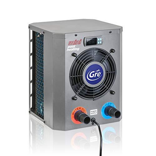 Gre HPM20 - Mini-Wärmepumpe für Aufbau-Pool bis zu 20 m3
