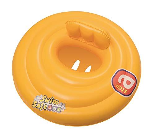 Bestway Swim Safe Schwimmsitz, 0-1 Jahre, rund