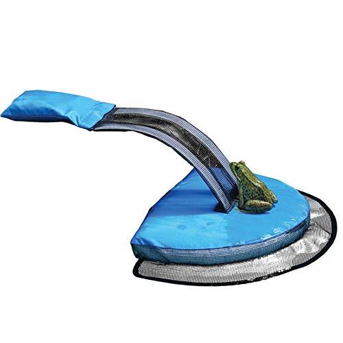 Swimline FrogLog Rettungsrampe für Pool, blau, Einheitsgröße