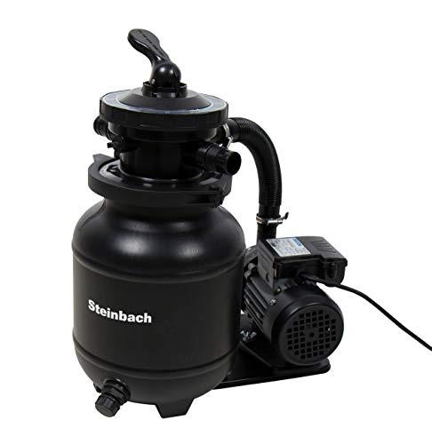 Steinbach Sandfilteranlage, Speed Clean Classic 250N, schwarz, 1 x 1 x 1 cm, 040385