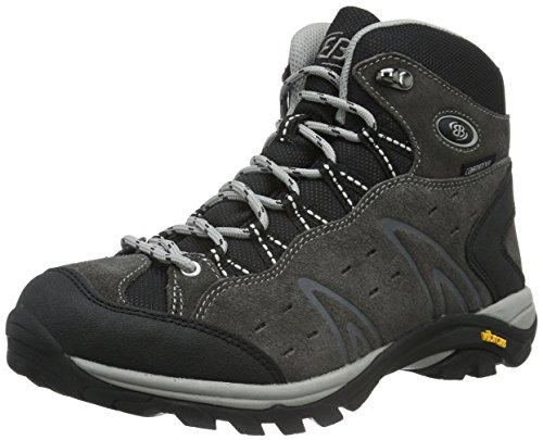 Brütting Mount Bona High Unisex Erwachsene Trekking- & Wanderstiefel, Grau, 44 EU
