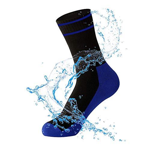 WATERFLY wasserdichte Ultraleichte Atmungsaktive Kniestrümpfe Socken zum Angeln Wandern Klettern Joggen Discgolf und für Motorrad Trips Sport