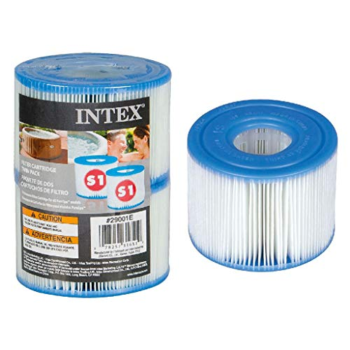 Intex PureSPa Whirlpoolzubehör - Filterkartusche - Typ S1 - 2 Stück