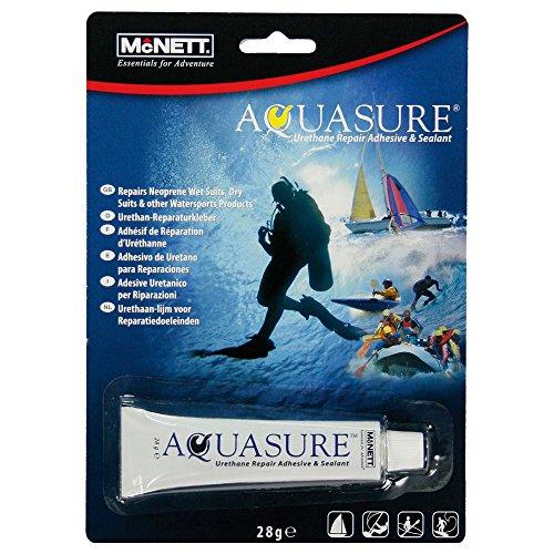 McNett - 28g Aquasure / Urethan-Reparaturkleber für Wassersport