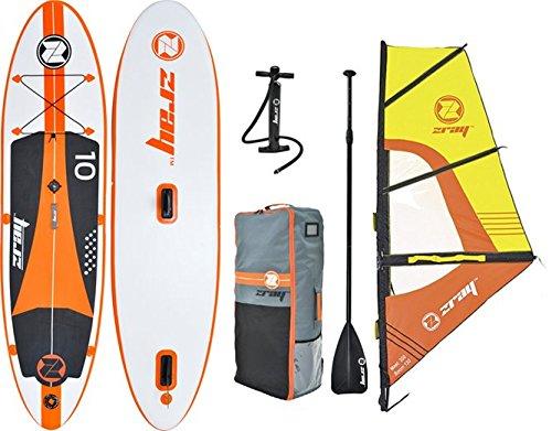 Zray Unisex– Erwachsene Windsurf Pro 10'6' Windsup, Mehrfarbig, Uni