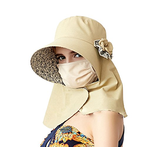 Yimidear Faltbare Sommer Sonnenhut Weiblicher Hut Baseball Kappe Frauen Anti-UV Hut